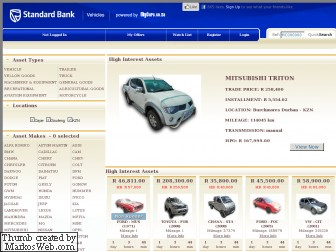 Standard Bank Repossessed Cars Sales U Turn Repossessed Cars