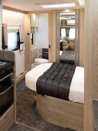 Inside a Repossessed Caravan
