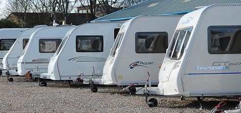 Repossessed Caravans